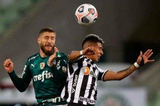 El primer finalista será de Brasil: Atlético Mineiro y Palmeiras se enfrentan en Belo Horizonte