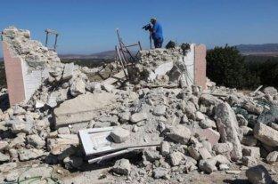 Un nuevo terremoto sacudió la isla griega de Creta
