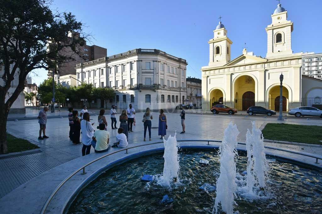 La Catedral Metropolitana Todos los Santos (de fondo), uno de los monumentos históricos nacionales que está en la ciudad. Crédito: Pablo Aguirre