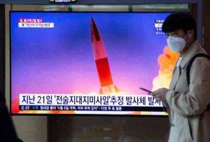 Japón vigila a Corea del Norte tras un nuevo lanzamiento de misil