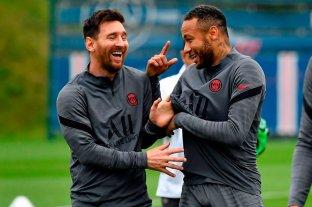 Messi fue convocado para recibir al Manchester City