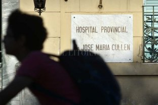 Ya se transita por Av. Freyre a la altura del hospital Cullen