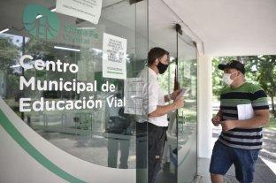 Jatón anunciará un esquema para otorgar más turnos para licencias de conducir