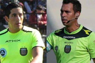 La Liga Profesional dio a conocer los árbitros para la próxima fecha