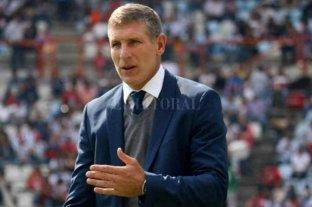 Martín Palermo se convertiría en el nuevo técnico de Aldosivi