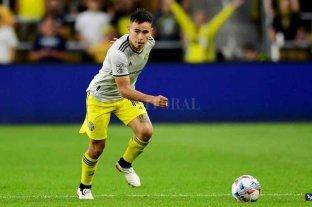 El cordobés Lucas Zelarayán jugará para la selección de Armenia