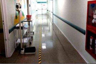 Una mujer llegó con un feto y provocó un revuelo dentro del Hospital Rawson