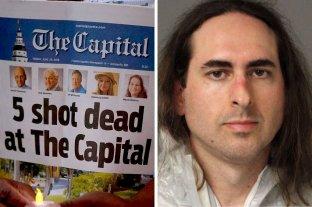 Condenan a seis cadenas perpetuas al autor de la masacre en un diario de EEUU