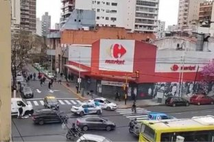 Video: dos facciones de la barra de Independiente se enfrentaron a tiros en el centro Avellaneda