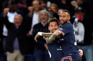 Otro día muy esperado: el primer gol de Messi en PSG