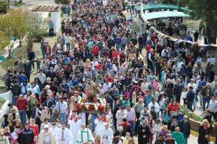 San Jerónimo del Sauce celebra este jueves sus fiestas patronales
