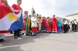 Con un acto en la plaza Independencia, Humboldt celebra el 153° aniversario