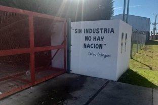 El parque industrial de Roldán suma y sigue