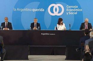 Alberto Fernández encabezó la presentación de un proyecto agroindustrial