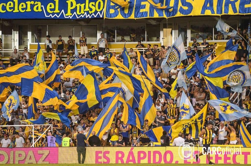 Central quiere aprovechar el regreso del público como incentivo para reponerse de la dura caída en Córdoba. Foto:Gentileza: prensa Rosario Central.