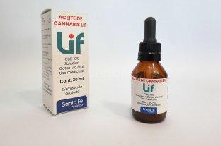 Histórico: Santa Fe ya distribuye su primer lote de aceite de cannabis medicinal