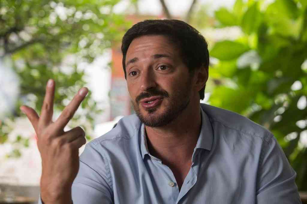 Martín Yeza, intendente de Pinamar. Crédito: Imagen ilustrativa