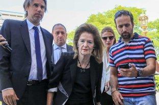 Highton de Nolasco presentó su renuncia a la Corte Suprema de Justicia
