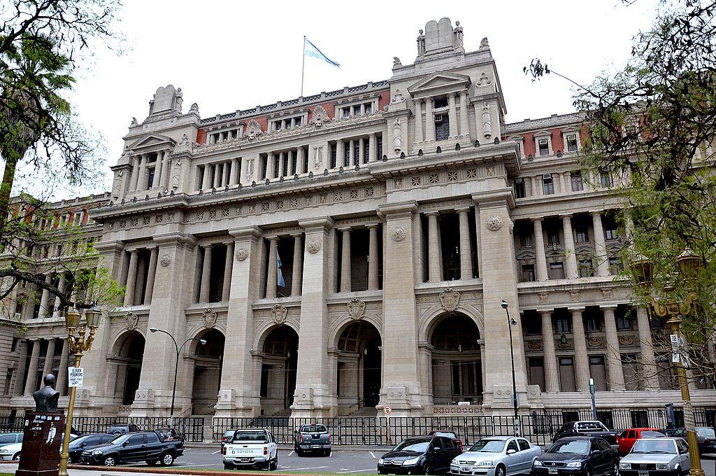 Corte Suprema de Justicia de la Nación.  Crédito: Archivo