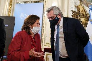 """El Gobierno busca """"una mujer"""" con """"perfil moderado"""" para suplir a Elena Highton de Nolasco"""