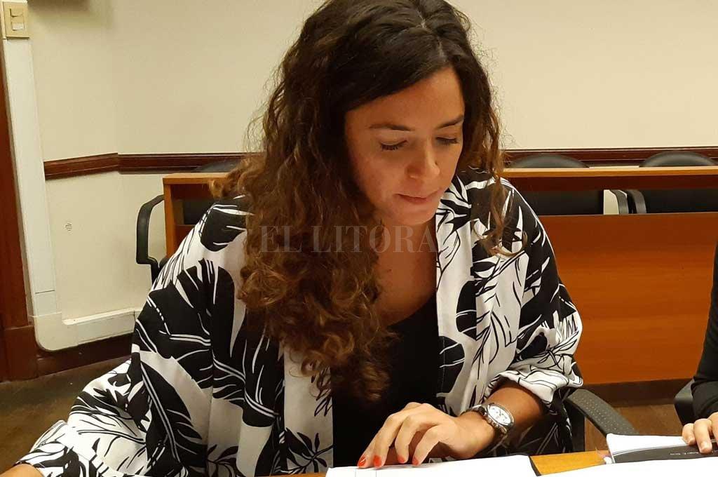 La fiscal María Celeste Minniti señaló que ambos imputados