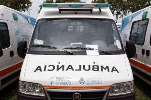 El gobierno nacional distribuirá 36 ambulancias a centros de Sanidad de Fronteras y de Salud Turísticos