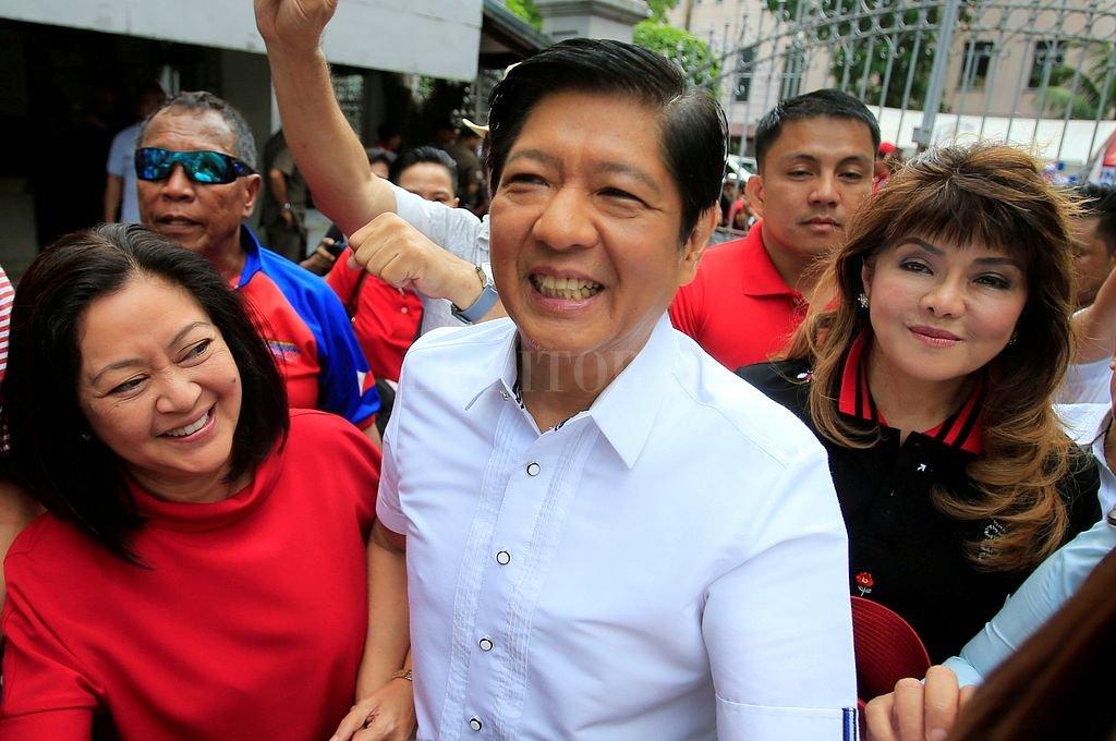 Ferdinand Marcos Jr. Crédito: Reuters