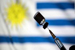 Coronavirus: Uruguay superó el millón de vacunados con una tercera dosis