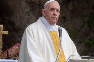 """El papa Francisco pidió a los políticos que """"trabajen por el bien común"""""""