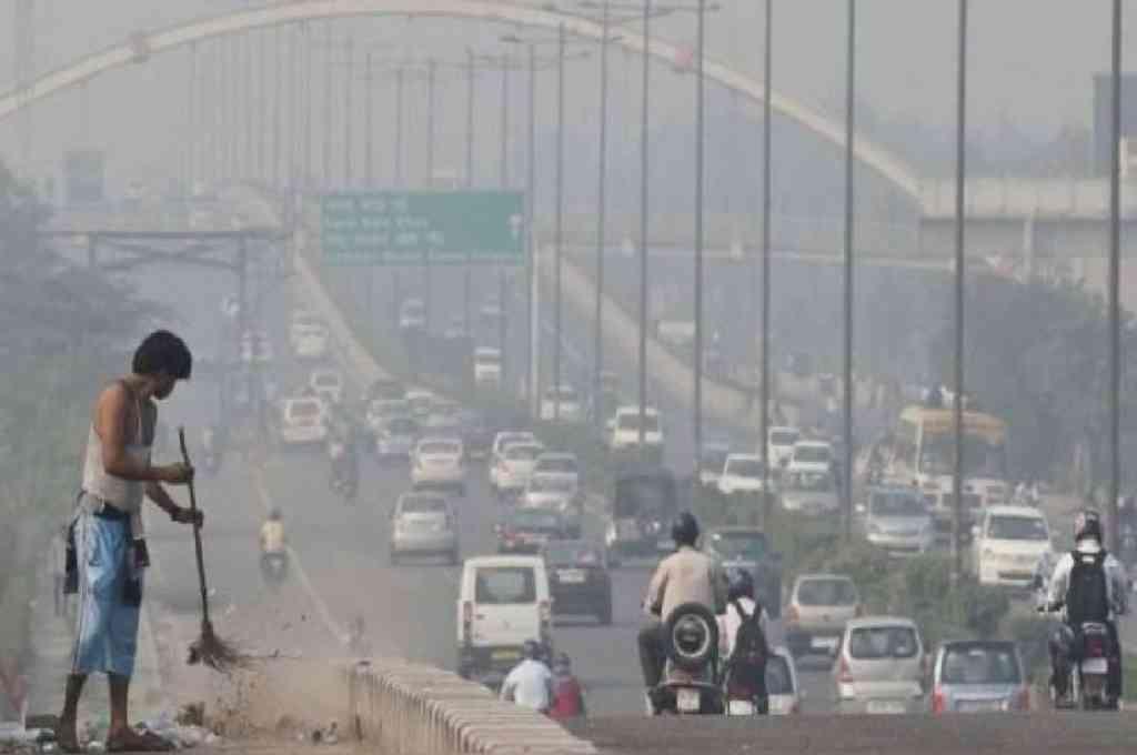 En América Latina una de cada dos personas respira aire contaminado. Crédito: Imagen ilustrativa