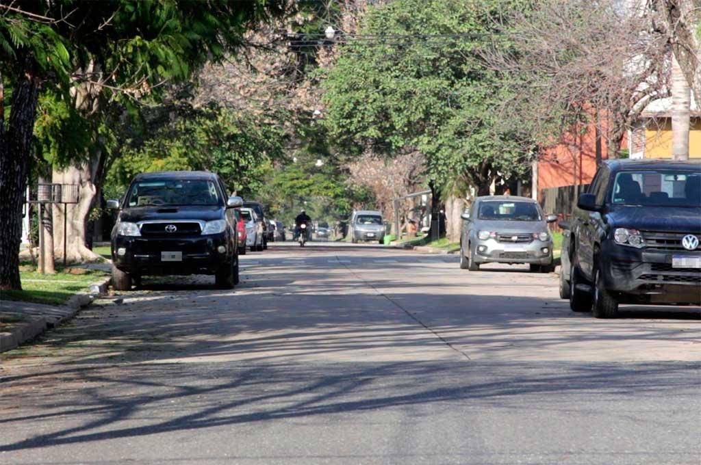 La tranquilidad de barrio 7 Jefes está golpeada por los reiterados robos Crédito: El Litoral