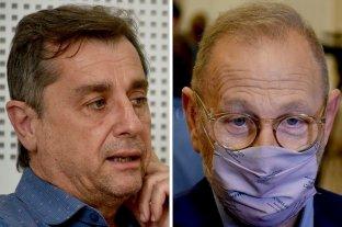 Miércoles y jueves de interpelaciones a Capitani y Corach - Danilo Capitani y Marcos Corach.