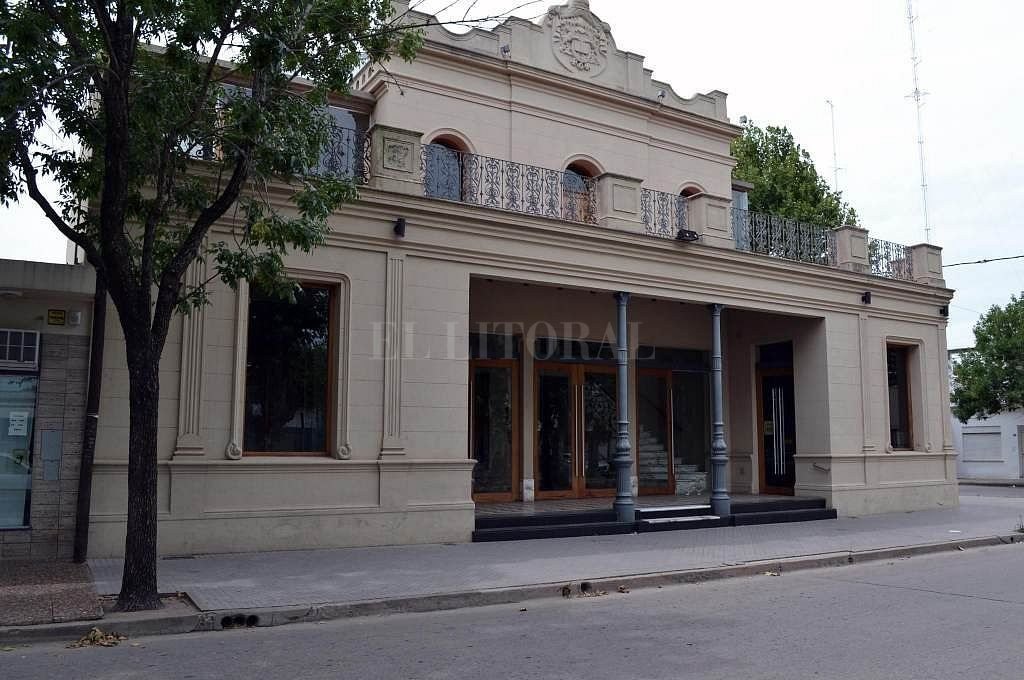 El teatro Dante será la sede de la mayoría de los espectáculos. Crédito: Gentileza