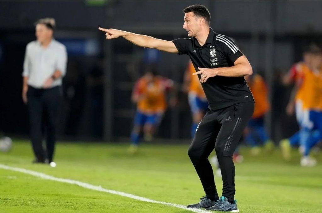 El seleccionado viene de igualar sin goles ante Paraguay en Asunción. Crédito: Gentileza