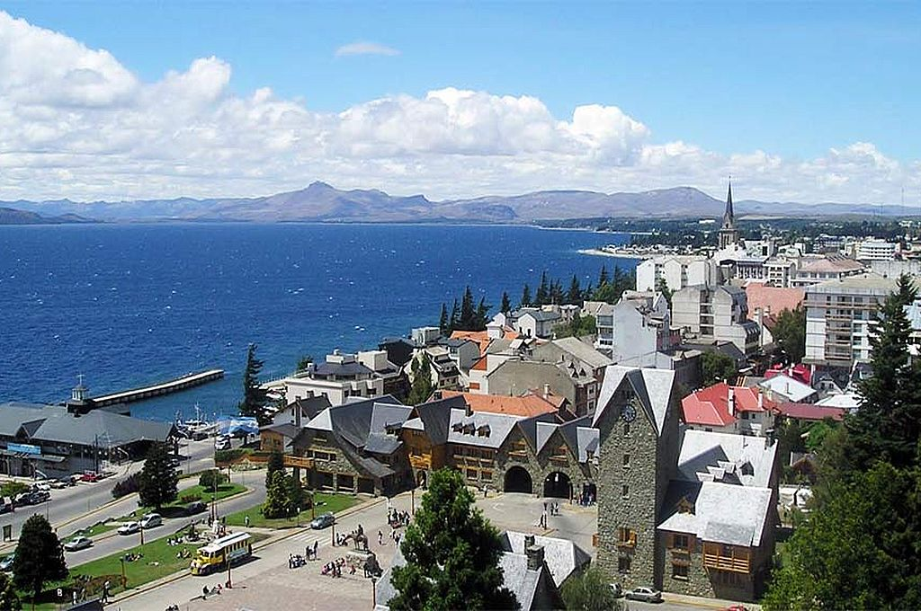 Uno de los principales destinos elegidos por los turistas fue Bariloche con una ocupación del 100%. Crédito: Archivo