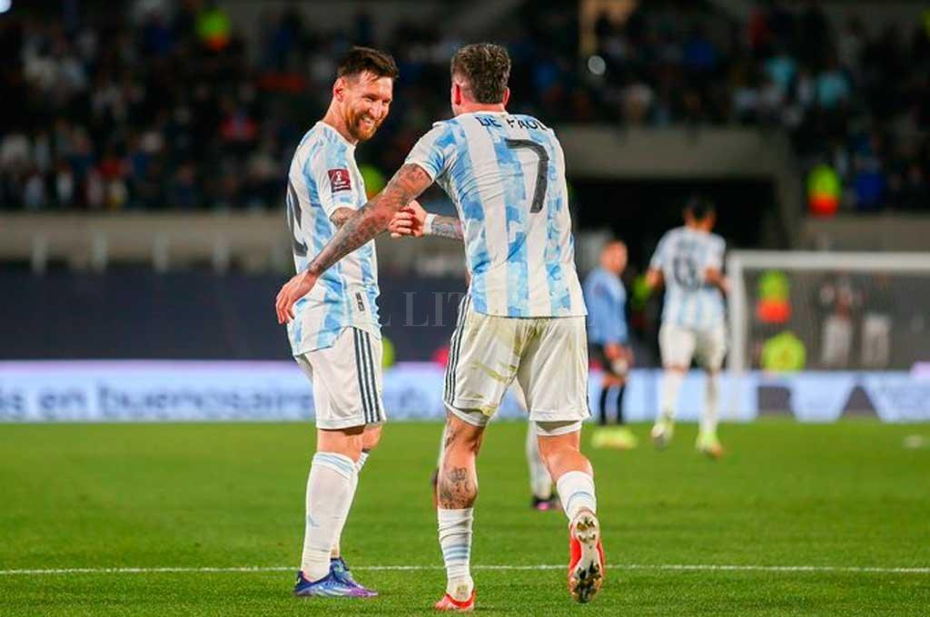 Crédito: Gentileza Prensa Selección Argentina
