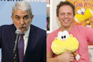 Polémico tuit de Aníbal Fernández contra el dibujante Nik