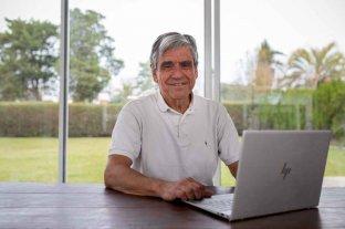 """De Mendoza, premio al mejor científico del país: """"La curiosidad es mi punto de partida"""""""