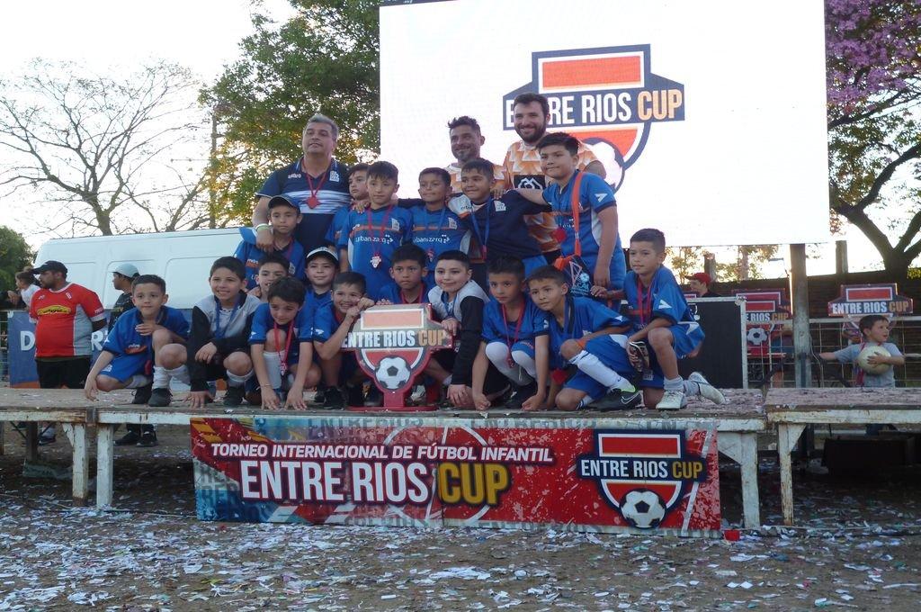 Gran convocatoria de la Entre Ríos Cup en Chajarí.