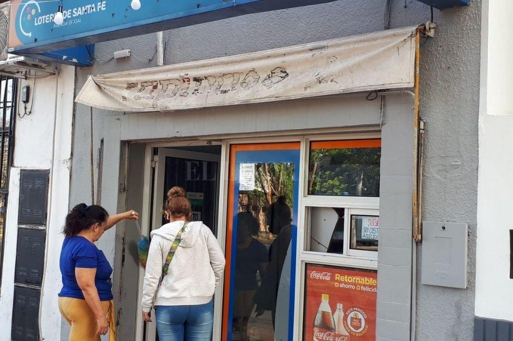 El kiosco de J. J. Passo 2900. Crédito: Danilo Chiapello