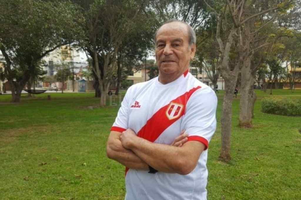 Oswaldo Ramírez, exjugador de la selección peruana de fútbol