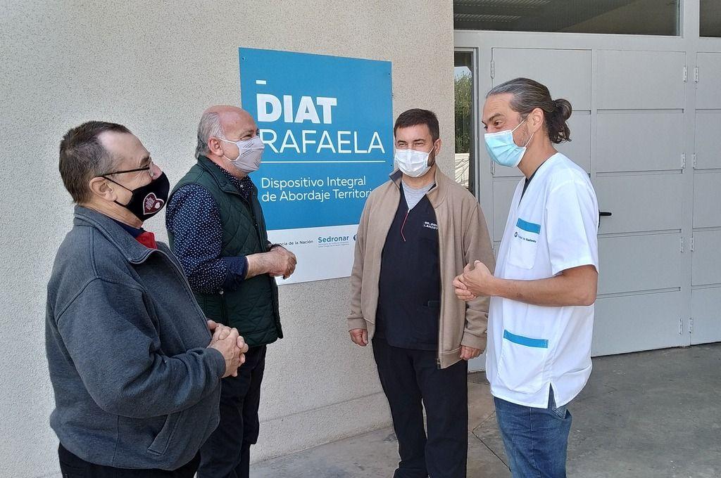 Con una gran jornada de capacitación, el Hospital Dr. Jaime Ferré de Rafaela ha dado los primeros pasos para constituirse en el sexto Hospital Donante en territorio santafesino.   Crédito: GSF