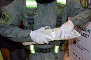 Detenido en Corrientes por viajar con medio kilo de marihuana adentro del termo