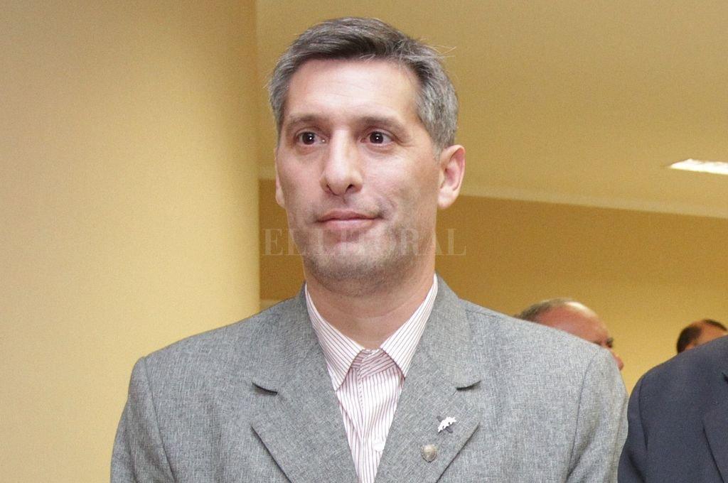 Pablo Olivares, consultor y ex secretario de Ingresos Públicos y Finanzas de Miguel Lifschitz. Crédito: El Litoral