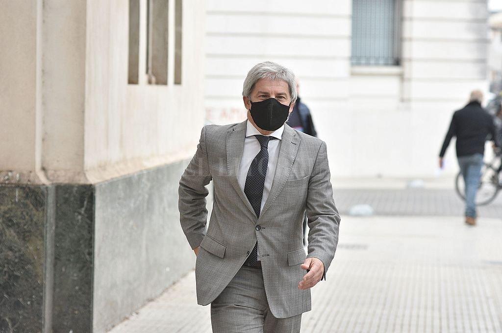 Jorge Barraguirre, procurador general de la Corte Suprema de Justicia de la Provincia de Santa Fe. Crédito: Guillermo Di Salvatore
