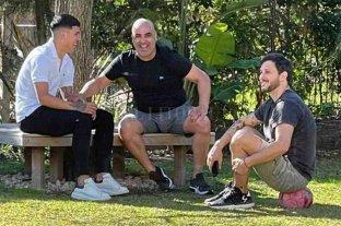 """""""Con Vignatti está todo bien y lo vamos a aguantar a Farías en Colón"""", dijo el representante del jugador"""