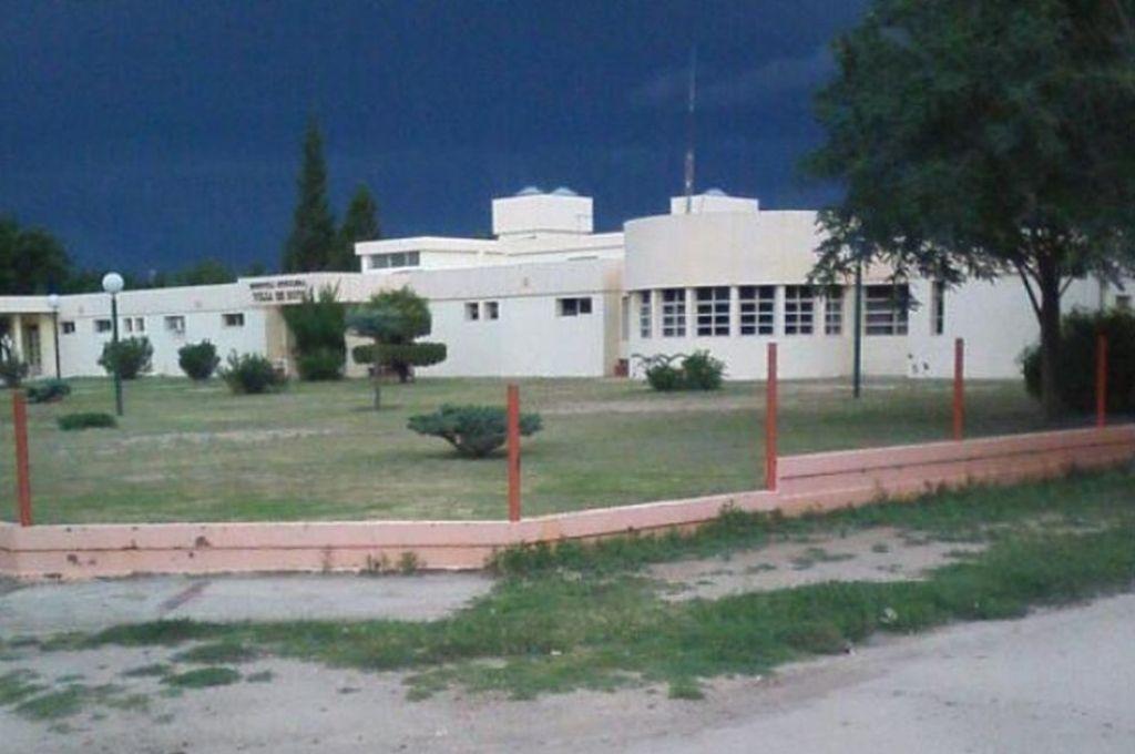 Localidad de Las Cañadas. Crédito: Gentileza