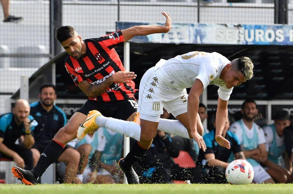 Fabio Vázquez analizó el presente de Patronato y palpitó el cotejo ante Central.  Foto:Jano Colcerniani