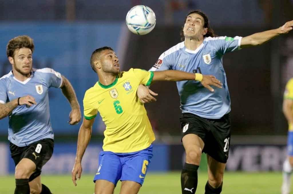Brasil-Uruguay, un clásico con mucho en juego.   Crédito: Gentileza