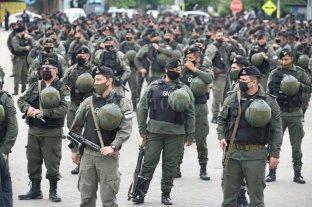 Llegaron los 575 gendarmes a Santa Fe para combatir al narcotráfico